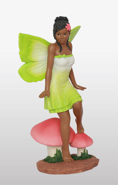 Fairy Dance in green 9H                        New!