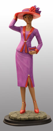 Lady in purple 1 12H