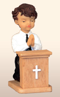 Hispanic Communion Boy, -- 4    *