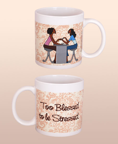 Too Blessed 11oz