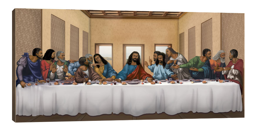 Lord's Supper 24x12            New!